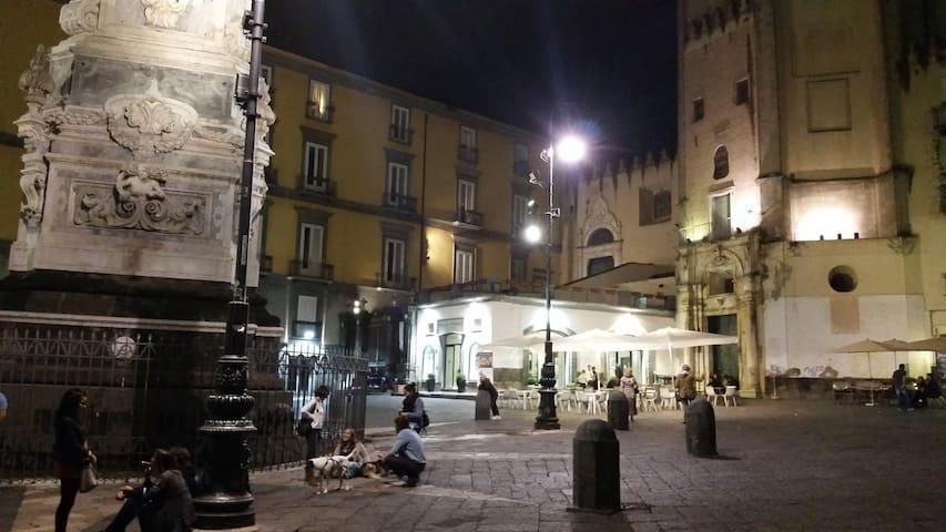 Apartment per 7 Palazzo Petrucci - Napoli - Apartmen
