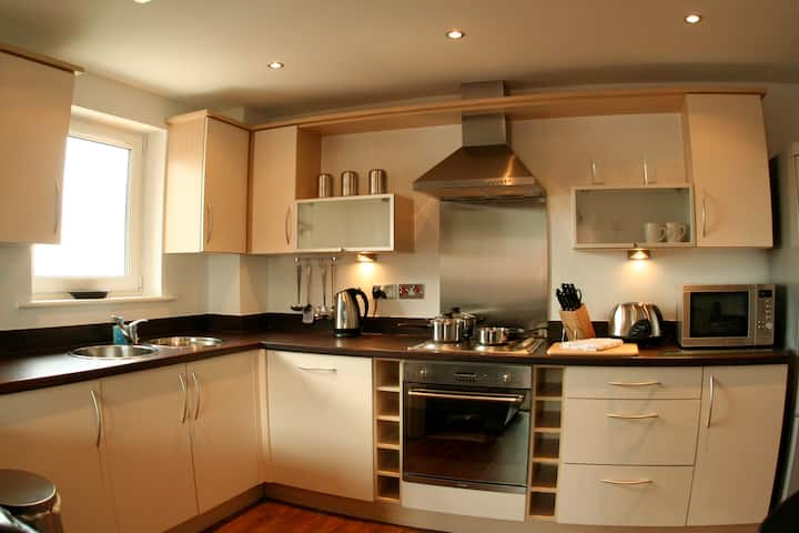 Grand Central Serviced Apartments (Bryers)