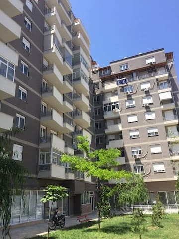Perles apartment Korce