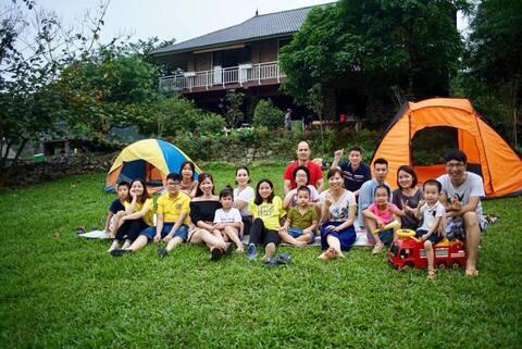 Bin 's House - 10000m2