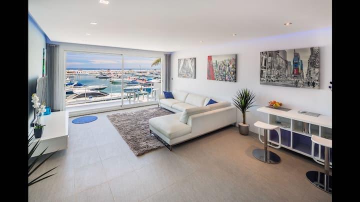 Modern Puerto Banus Frontline Apartment M2