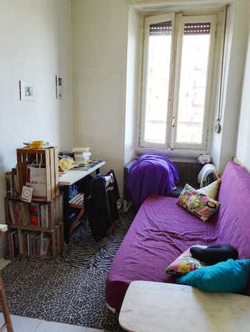 LGBTQA friendly + VEGGIE accomodation near ROMOLO