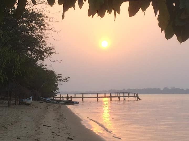 Tasso Island Eco-lodges -Freetown's Nature Park