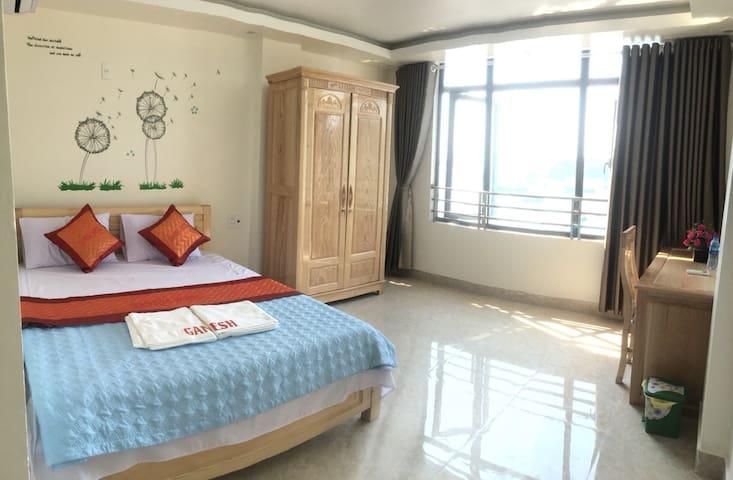 sea private room- ganesh hotel