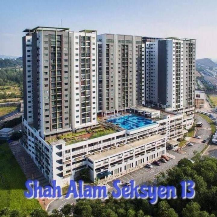 Khu Suite@Residensi Alami