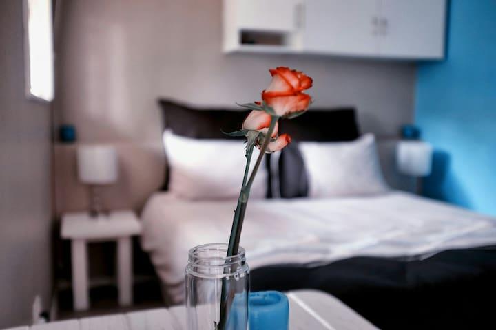Tranquil private cozy granny flat. - 伯里亞(Berea)