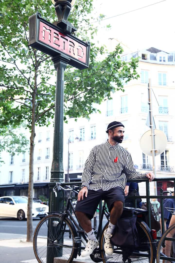 Urban tour of Le Marais