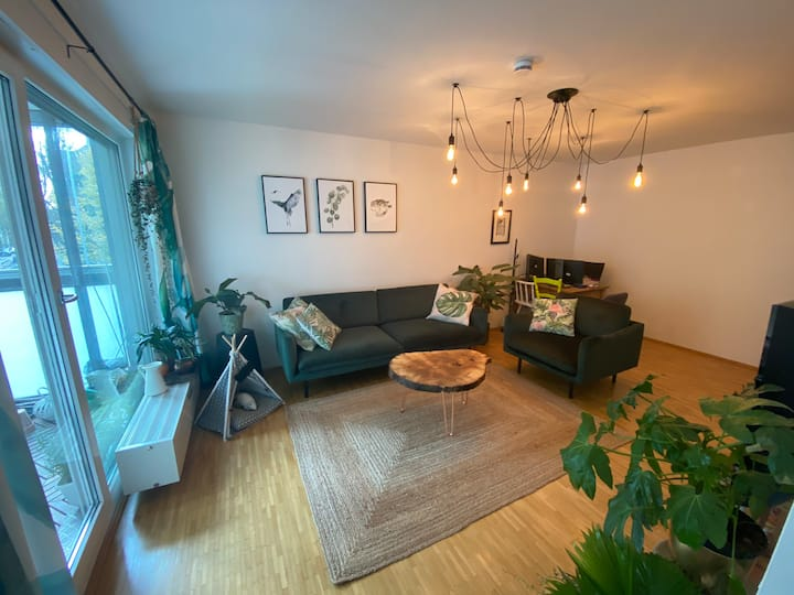 Own Apartment near the Isar