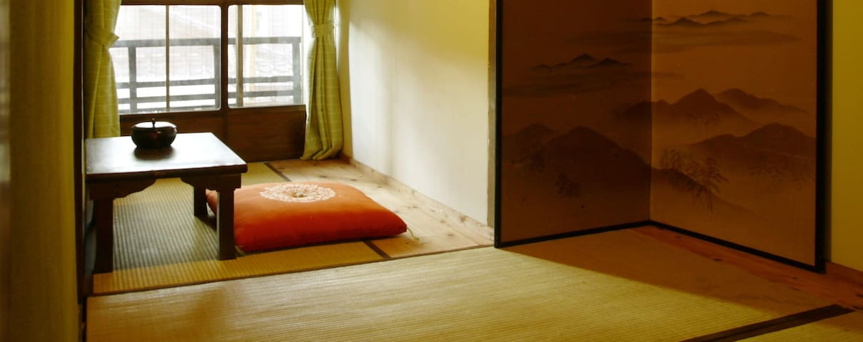 Kyoto·Hostel Mundo Chiquito·Japanese Single Room