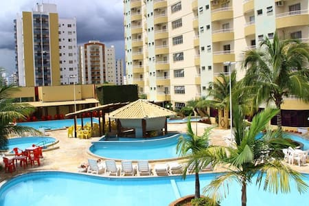 Apart-Hotel Thermas Place - Caldas Novas - Apartment