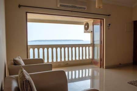 Quiet sea facing apartment