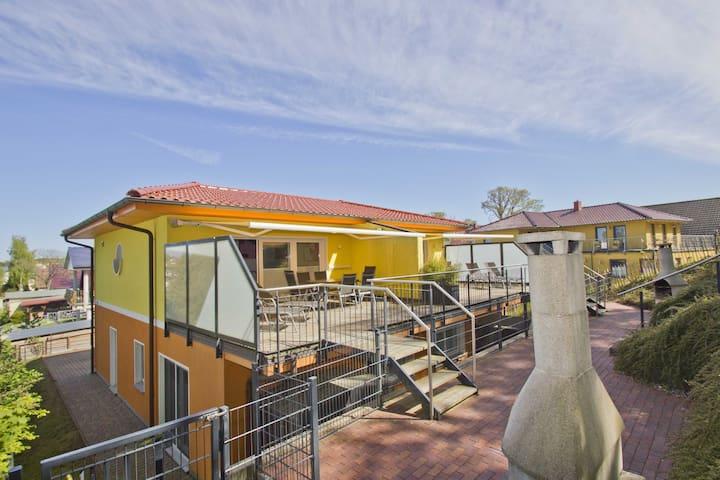 Ferienhaus Villa Bella Casa Haus LUV