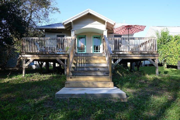 Waterfront Cajun Creole Duplex on Bayou Teche