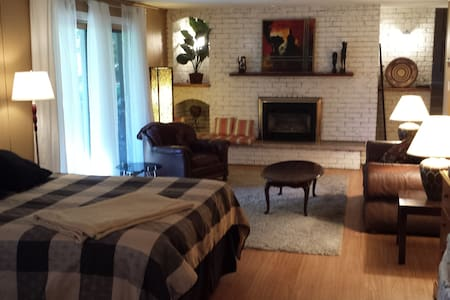 Large 2 bdrm apt 5 minutes from Downtown Kingston - キングストン - アパート