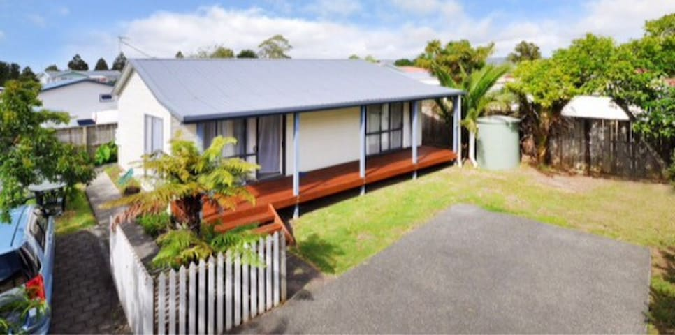 Koru Cottage, 2 brm, too cute. - Auckland - House