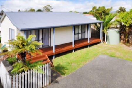 Koru Cottage, 2 brm, too cute. - Auckland - Huis
