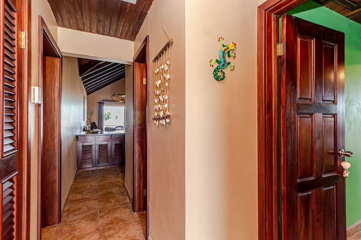 Tropical Penthouse  2 Bedroom Condo at Tres Cocos