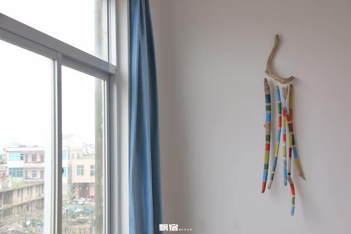 飘宿●旅行的家 民宿房间