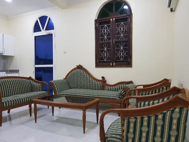 Special 2Brm flat in the heart of Stone Town+WI-FI