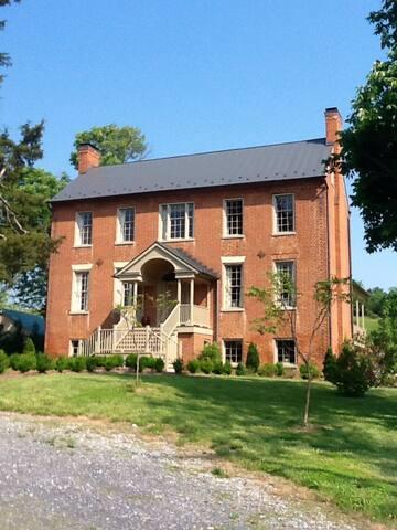 Historic Antebellum Home