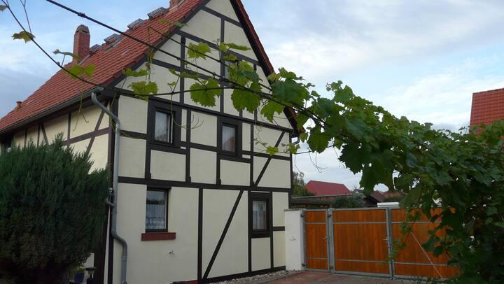 Ferienhaus Thüringen Erfurt Apfelstädt