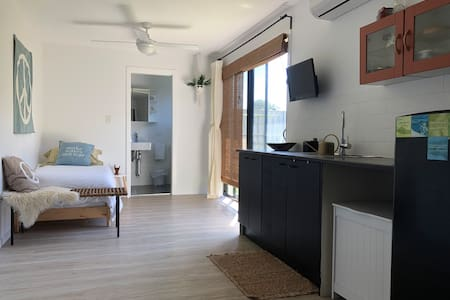 Homely self-contain apartment with special touches