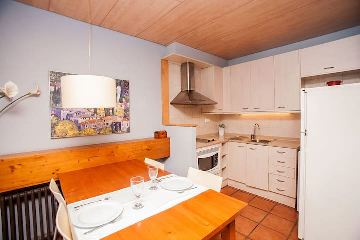 Old town – Duplex apartment with terrace - Girona - Flat