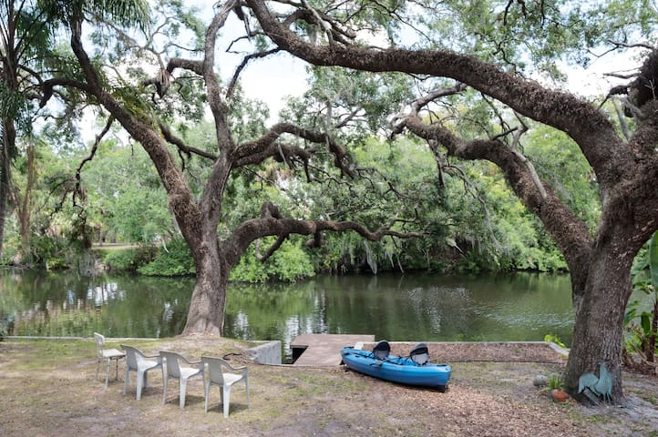 Seminole Heights River Home