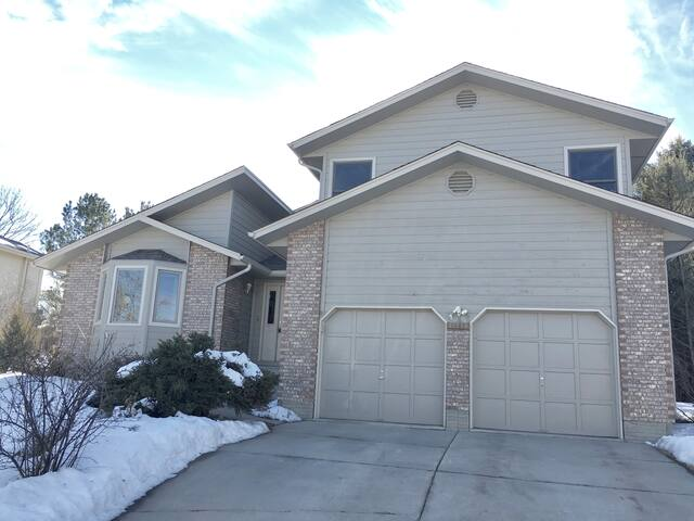 This home is comfortable and homey and within walking distance of just about anything you'd need!