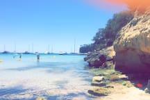 Playa de Mago