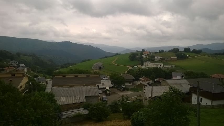 Casa tipica asturiana - Trevías