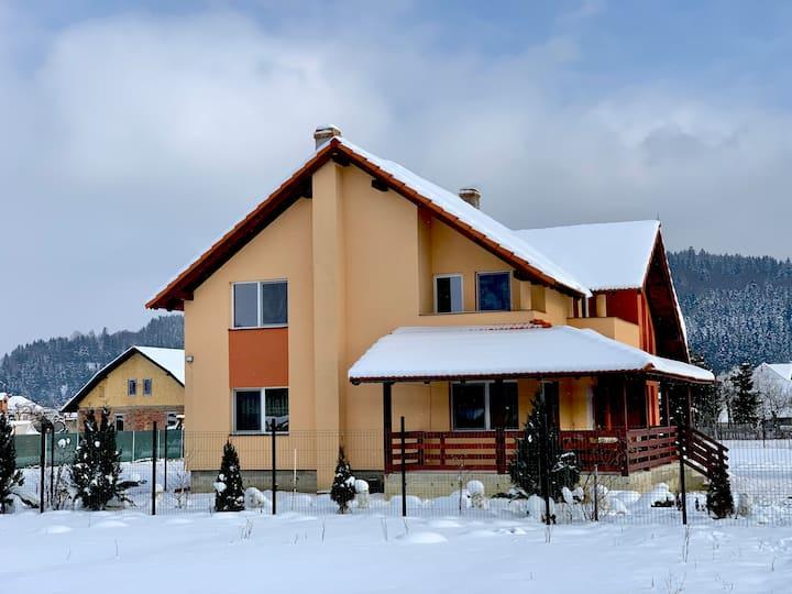 Casa Brănescu