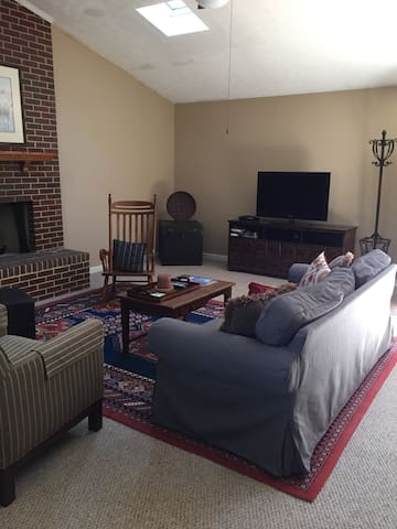 Spacious apartment near Emory & CDC - Decatur - Apartment