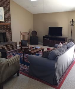 Spacious apartment near Emory & CDC - Huoneisto