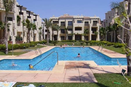 Penthouse 2 Bedroom 2 Bathroom Apartment Roda Golf - San Javier - Huoneisto