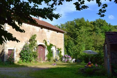 La Ferme du Château de Bellevue (peace and nature)