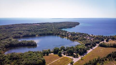 Mougey Lake Escape.