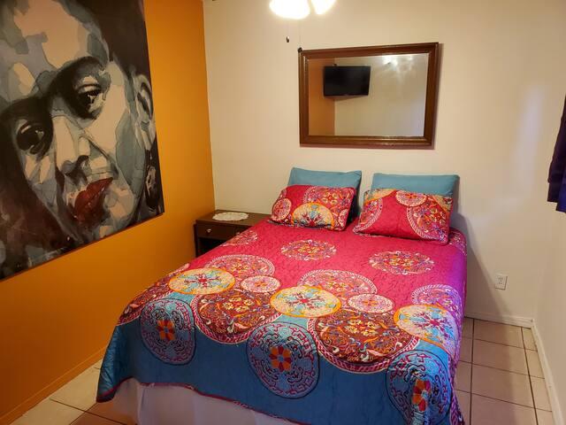 Habitación con jardín en Rincon Tropical #14
