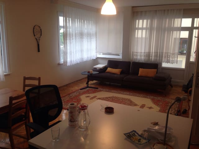 Startup-Eng-Expat-Erasmus friendly - Kadikoy - Apartmen