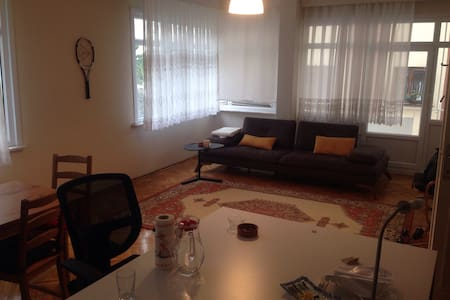 Startup-Eng-Expat-Erasmus friendly - Kadikoy - 아파트