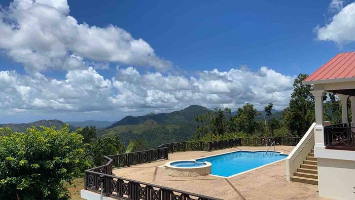 Unique, Cozy Home in Adjuntas w/ Pool