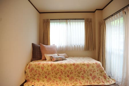 宝塚、京都にもアクセス便利!閑静な住宅地1LDK夙川芦屋エリア - Nishinomiya-shi - Lägenhet