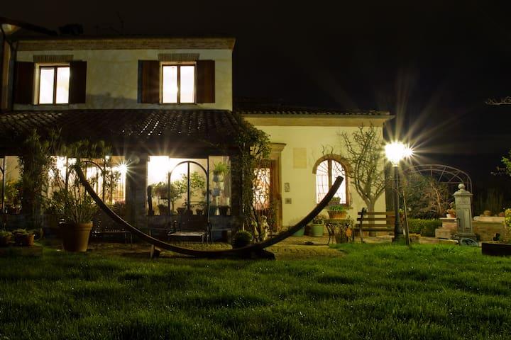 CascinaVecchiaAlpaca-stanzaCalliope - Bellaria-Igea Marina - Bed & Breakfast