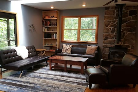 River Haven Cozy Cabin - Great Cacapon