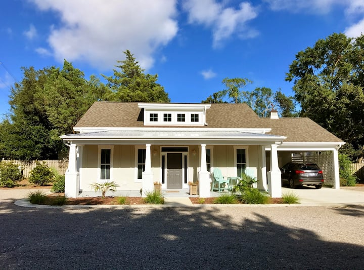 The George- cute, clean, accessible home