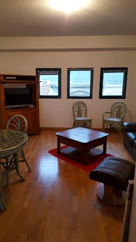 Appartement 4 personnes,2 chambres