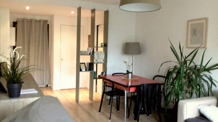 APPARTEMENT AVEC 1 CHAMBRE - Anglet - Apartment