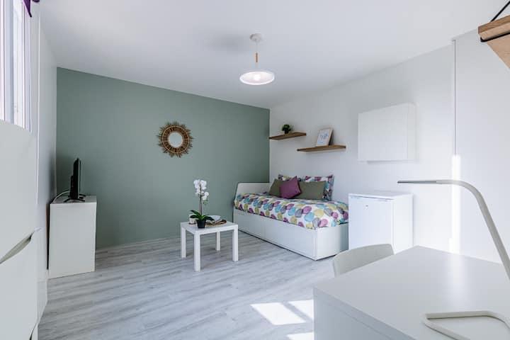 Belle chambre meublée en colocation