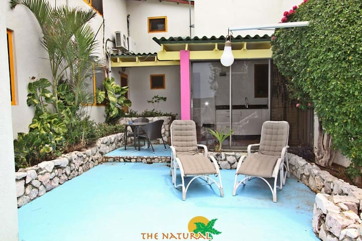 The Natural Curacao - Studio