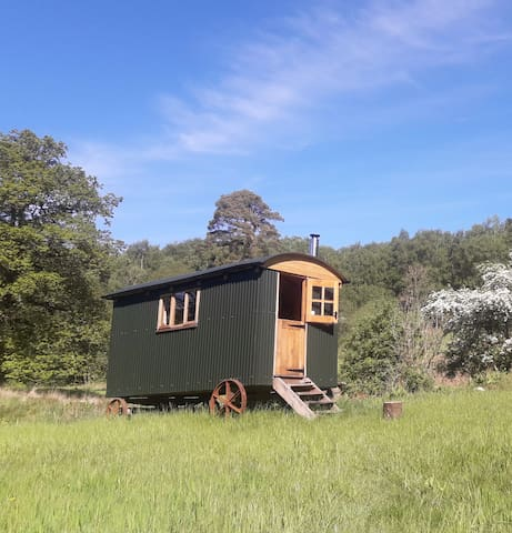 Garroch Glen Shepherds Huts
